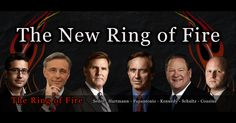 Welcome to the New Ring of Fire Website and Our Great Additional Hosts