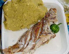 Garifuna food called hudut
