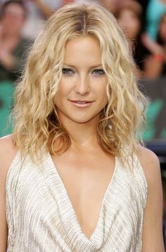 Love Kate Hudson's hair here...