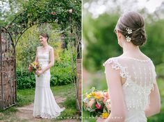 Courtney Sargent Photography » Emily & Mike's Agua Linda Farm Wedding in Amado, Arizona