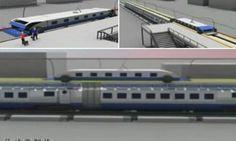 Designer chinês mostra trem que nunca pára - http://showmetech.band.uol.com.br/designer-chines-mostra-trem-que-nunca-para/