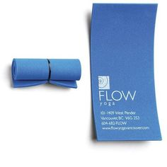 Great Business Card #yoga