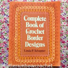 My brother came across this 1987 crochet book in a second-hand bookshop and bought it for me  Such a fab find I love it!  And a bargain at 75p!! #crochet #crochetbook #retrobooks #80s #crochet #crochetersofinstagram #retro #booklove #secondhand #preloved #1980s #crochetborders #crochetdesign #retrocrochet #handbook #retrolove #shabbychic #shabbylove #bookshop #goodfind #retrofinds #littlerainbowcrochet by littlerainbowcrochet