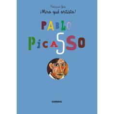 Un nuevo título de la colección de arte dedicado a uno de los creadores más importantes del siglo XX: Pablo Picasso. El libro presenta su trayectoria y sus obras más importantes de manera amena y con un texto atractivo y reproducciones de sus cuadros. Y al final, ¡una propuesta de actividades para los pequeños artistas!