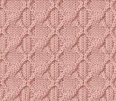 "Photo from album ""Рельефные узоры on Yandex. Knitting Stiches, Cable Knitting, Knitting Charts, Sweater Knitting Patterns, Knitting Designs, Knit Patterns, Knitting Projects, Crochet Stitches, Stitch Patterns"
