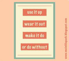 MeinLilaPark – digital freebies: free printable quote journaling cards – make it do – ausdruckbarer Spruch – freebie