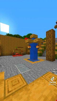 Minecraft House Plans, Minecraft Redstone, Minecraft Farm, Easy Minecraft Houses, Minecraft House Designs, Minecraft Construction, Minecraft Blueprints, Minecraft Creations, Minecraft Crafts