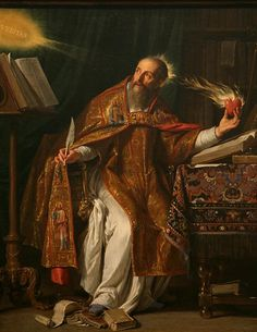 Augustine of Hippo (November 13, 354 – August 28, 430), also known as Augustine or St. Augustine was Bishop of Hippo Regius (present-day Annaba, Algeria). He was a Latin philosopher and theologian from Roman Africa and generally considered as one of the greatest Christian thinkers of all times. His writings were very influential in the development of Western Christianity. He is the patron saint of brewers, printers, theologians, the alleviation of sore eyes, and a number of cities and…