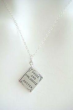 Jane Austen necklace