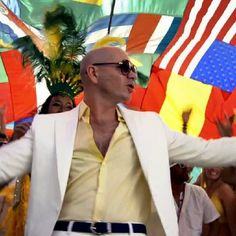 Pitbull World Cup
