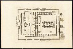 Antique Religious Print-TEMPLE JERUSALEM-SOLOMON-ISRAEL-Bouttats-Spanoghe-1784 | eBay
