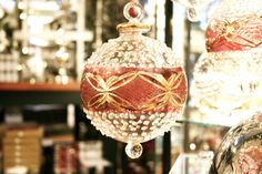 Peter Priess hand-made ornaments  #Christmas #ornaments