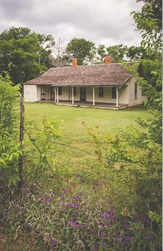 Check out historic Penn Farm in Cedar Hill, Texas!