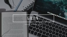 Email List Building: 9 Ways to Seriously Grow Your List (For Authors) Monster List, Book Launch, When You Know, Email List, Say Hi, Just Go, Authors, Writer, Platform