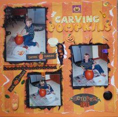 Searchwords: Carving Pumpkins