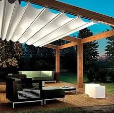 retractable pergola awnings - Google Search