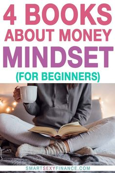 Taking control of your finances starts with your money mindset. Read these 4 books to change your money mindset. Make Money From Home, Make Money Online, How To Make Money, Create A Family, Create A Budget, Money Tips, Money Saving Tips, Family Budget, Frugal Living Tips