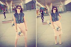 Proof sunglasses, skate park, shades