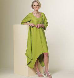 V8659 | Misses'/Misses' Petite Tunic, Dress and Pants | | Vogue Patterns