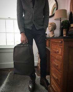#bag #fashion #madeinItaly #accessories #handmade #NewYork #NewEngland #bags #accessory #menswear #womenswear #luxury #Backpack