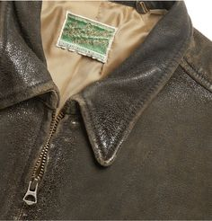 Daniel Craig in Skyfall, The Levi's Vintage Clothing 1930s Leather Jacket