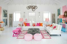 so fun! Cute playroom