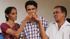 "Ranjan P.S., a boy from Bhadravati, a small town in Shivmoga district, has created record by becoming the first boy in Karnataka's history to crack 100% marks in the State Board Exams. He emerged as the Karnataka topper with a whopping 625 out of 625 marks in the SSLC (Secondary School Leaving Certificate) examinations.njan studied in Poorna Prajna High School in Bhadravati.njan, the son of Shankaranarayan and Triveni, attributes his success to astutute planning.njan told the Hindu"" ""I…"