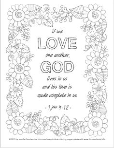 Free printable coloring page Matthew 716 Art Faith