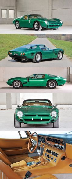1968 Bizzarrini 5300 GT Strada Alloy..Re-pin....Brought to you by Agents of #CarInsurance at #HouseofinsuranceEugene