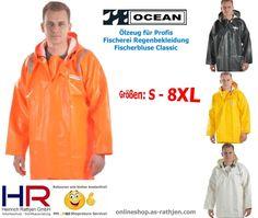Ölzeug, Fischerei Regenbekleidung bis größe 8XL Ocean Rainwear im onlineshop.as-rathjen.com