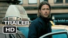 World War Z Official Trailer 1 2013 Brad Pitt Movie Hd