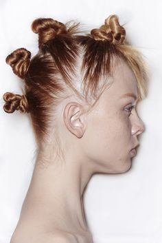 NYFW Get the Look: Mod Mohawks at Marc by Marc Jacobs by Guido