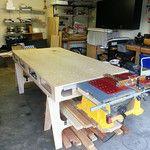 My build of the Paulk workbench design.