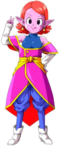 Supreme Kaio Of Time by alexiscabo1 on DeviantArt