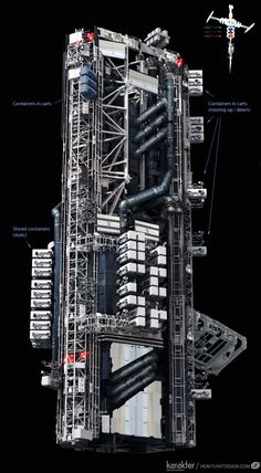 ArtStation - Killzone 3 Space Station Module, Mike Hill