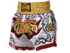 TOP KING Muay Thai shorts - Nong O. muay thai shorts and training gear