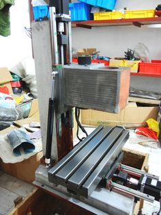 New Machine Build Show how to build a CNC machine from the very beginning to the end - Page 11