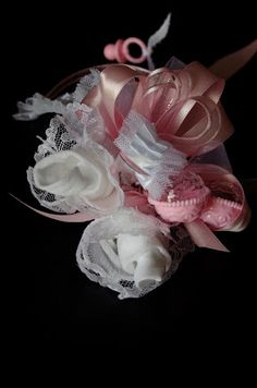 baby shower corsage | Baby Corsage...07.31.11
