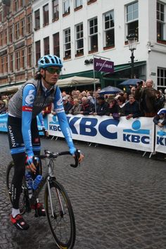 Gallery  On the start line of the Tour of Flanders - Johan Vansummeren ( Garmin. Cycling ... ebc7b1fcf