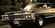 You're Saving Up For Your Own 1967 Chevy Impala