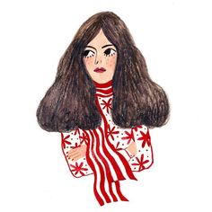 good hair bad mood by mariainesgul