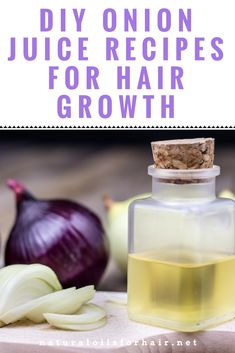 How to Use Onion Juice and Coconut Oil for Hair Regrowth