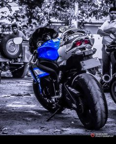 The Babe of the Group  #Suzuki #GSX1000R #RevLimiterZ #PDArmy #DhanushPhotography
