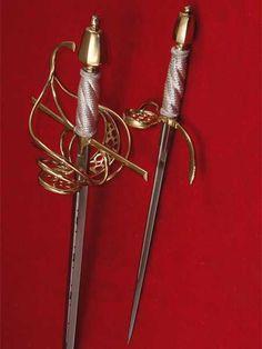 BasketHilted Sword 16th Century SchwerterDegenDolch