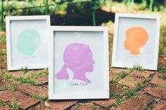 22 DIY Mothers Day Gift Ideas | Make Silhouettes of the Kids for Yourself | Homemade Mothers Day Gifts from Kids