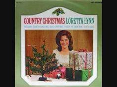 """loretta lynn      """"christmas with out daddy"""""""