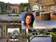 She's all about shedding pounds, but now weight-loss guru Jenny Craig is shedding some serious real estate.  Craig's Rancho Sante Fe, Calif., ranch has just hit the market at $8.9 million, according to celeb blog RealEstalker.com -- that's in addition to her horse farm next door, also on the market for $29.9 million.  The 10,000-square-foot Mediterranean home, which Craig, 78, reportedly bought in 1997, boasts four bedrooms, and soaring ceilings in almost every room.  Of course, Craig's home…