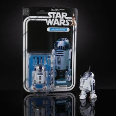 """Star Wars 6"""" Black Series 40th Anniversary R2-D2 IN STOCK   Product Details: Kids and fans alike can imagine the biggest battles and missions in the Star Wars"""