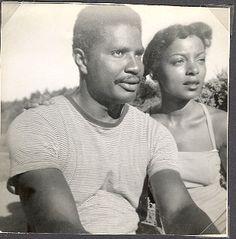 Ruby Dee and Ossie Black Love Black Power Black Freedom Black Love, My Black Is Beautiful, Beautiful People, Simply Beautiful, Beautiful Things, First Ladies, Black Actors, Black Celebrities, Celebs