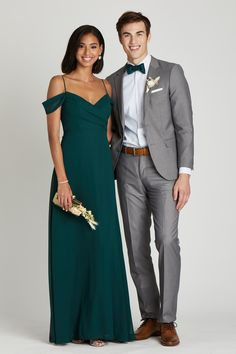 Dark Teal Weddings, Emerald Green Weddings, Emerald Wedding Theme, Green Wedding Suit, Charcoal Suit Wedding, Charcoal Gray Suit, Suit For Wedding, Gray Tuxedo Wedding, Wedding Colors Green